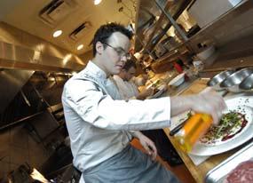 Aix cuisine du terroir bar montreal for Aix cuisine du terroir montreal